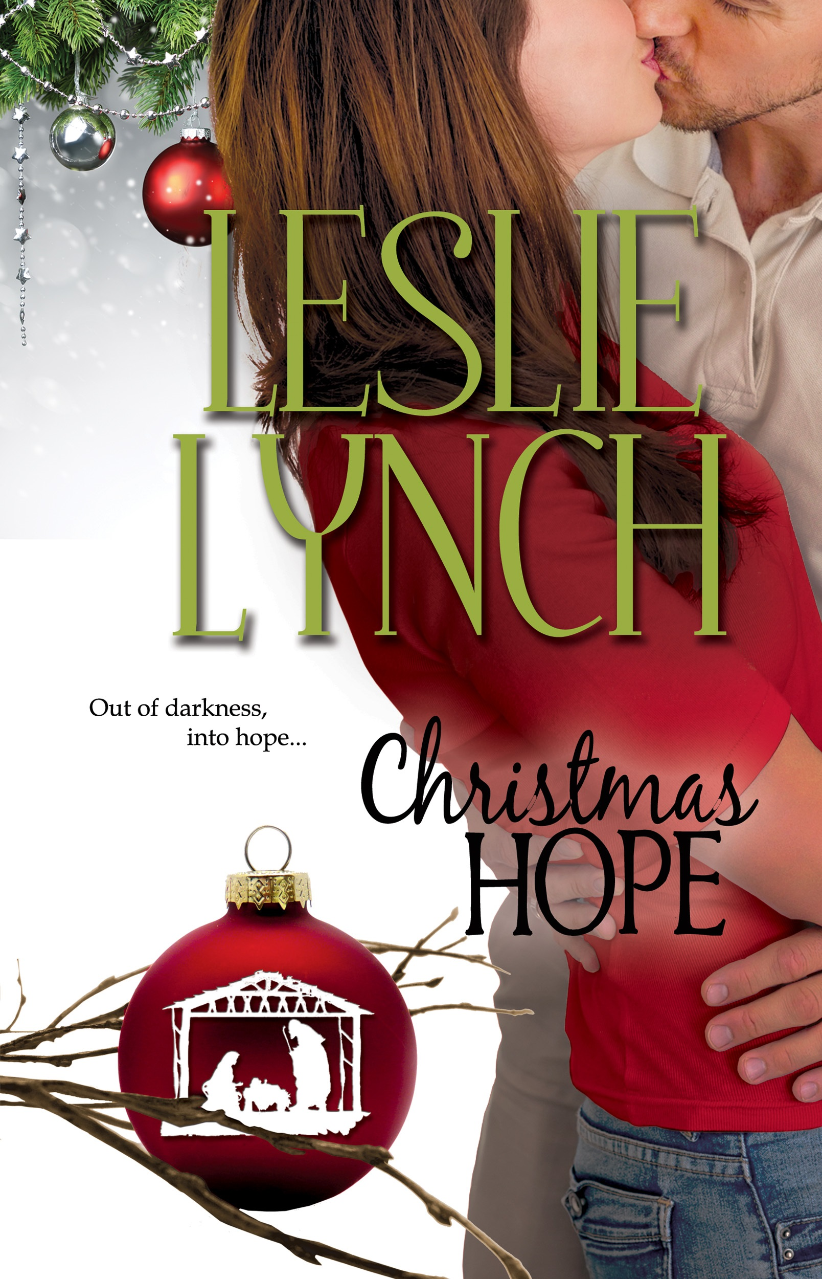 CHRISTMAS HOPE - Front Cover (for Amazon)